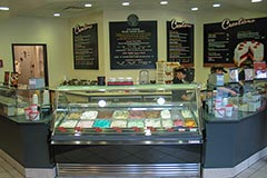 Point of Sale and front counter design and construction by Paramount Construction and Contracting