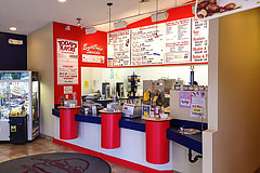 East Coast Custard restarant design and construction by Paramount Construction and Contracting