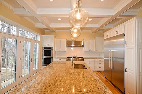 Costum granite counters